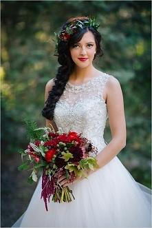 Bajkowa sesja ślubna, Królewna Śnieżka -->>> piękne ZDJĘCIA