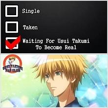 No ewntualnie mógłby to być Sebastian z Kuroshitsuji, albo Hak Son z Akatsuki No Yona, itd. itp. ♥