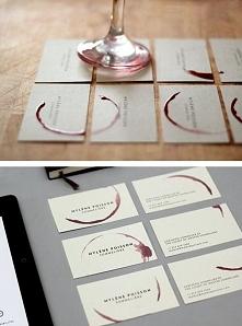 wizytówka winiarni