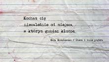 kocham jej wiersze... <3