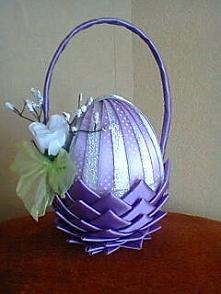 Jajko koszyk:)