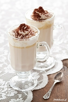 Pitna biała czekolada z likierem kasowym Kliknij w zdjęcie! ;)