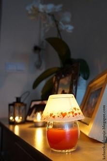 świecznik na dzień kobiet:)