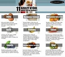 11 rzeczy które należy jeść po treningu ;)