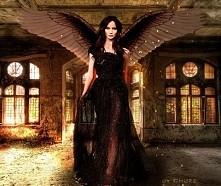 Ognisty aniołek