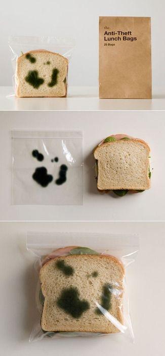 kanapka z plęśnią