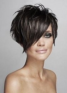 Edgy Short Haircuts Women