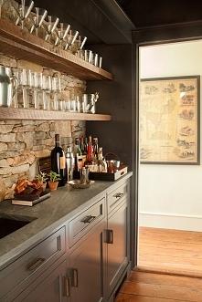 Wykończenie ściany kuchennej - kliknij- zobacz wszystkie aranżacje i cały post