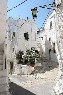 Ostuni, Apulia, #Italy