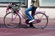 Aktywna przyjemność... czyli jazda na rowerze. Gdy tylko robi sie cieplej, wskakuję na moj stary rower i jadę.. przed siebie, do parku, lasu patrząc jak przyroda budzi sie do zy...