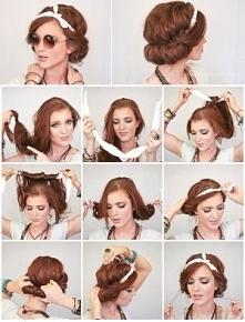 Śliczna fryzurka *.*