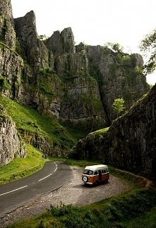 Cheddar Gorge, Somerset, En...