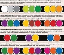 zestawienie kolorów