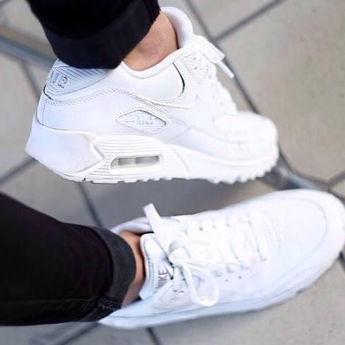 Nike air max białe *.* uszzz na Buty ♥ Zszywka.pl