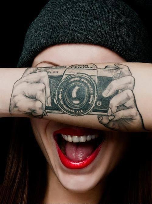 Tatuaż Aparat Na Tatuaż Zszywkapl