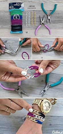 gumka+łańcuszek