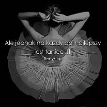 Taniec - przyjemny trening ...
