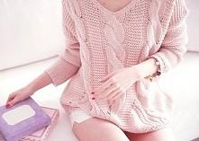 co myslicie o luznych swetrach lub takich oversize ? :)