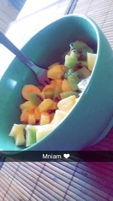 mmm sałatka owocowa ❤