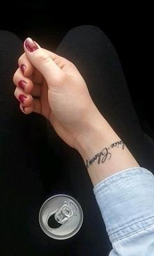 tatuaż :)