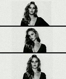 Jennifer Lawrence / Katniss Everdeen / igrzyska śmierci / kosogłos