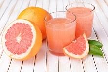 Dziś jedna szklanka soku z grejpfruta :)oczywiście świeżo wyciśniętego Uwielbiam :)