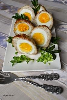 Jajka po szkocku, pieczone ...
