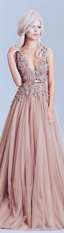 Jak wam się podoba taka suknia?