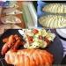 Piersi z kurczaka faszerowane szpinakiem pieczone w cieście francuskim :)