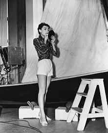 lata 60 - Audrey Hepburn
