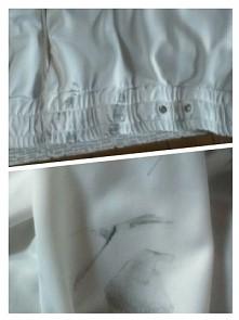 POMOCY, ubrudzilam bluzę w oleju jak można to doprać? ;(