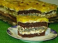 Ciasto Słodka Teściowa Skła...