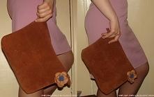 Jak uszyć skórzana torebkę, prosty wzór