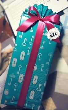 pakowanie prezentów ? moje ulubione zajęcie <3