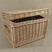 Wiklina - Wiklinowy kufer, skrzynia