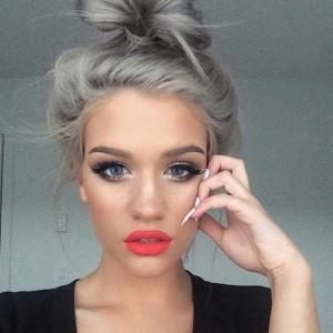 Nowy Trend Siwe Włosy Jesteście Za Na Fryzury