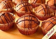 Muffinki czekoladowe         200 g margaryny      150 g cukru     20 g kakao ...