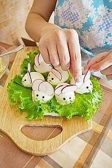 myszki z jajek