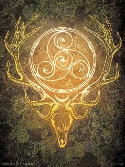 symbol of the lost forgotten hunters