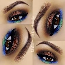 make-up by Natalia :) śliczne