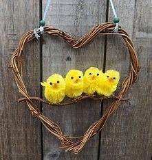 serce z kurkami