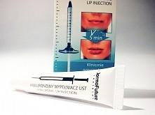 HIALURONOWY WYPEŁNIACZ UST DermoFuture - Producent zapewnia, że po kilku minutach od pierwszego użycia usta są wypełnione, ujędrnione i nabierają kolorytu. Ujędrnione i nawilżon...