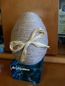 sznurkowe jajko