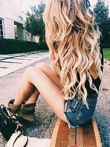 śliczne włosy ♥