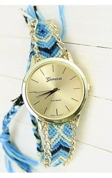 pleciony zegarek gewis-shop...