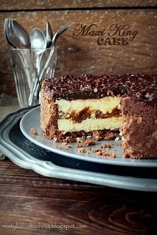 Maxi King Cake,  przepis po kliknięciu w zdjęcie