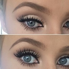piekne oczy :3