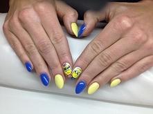 #nailsandcolour #nails #minions