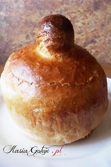 Przepis na chlebki do żurku