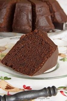 Wilgotna babka kakaowa Przepis po kliknięciu w zdjęcie!